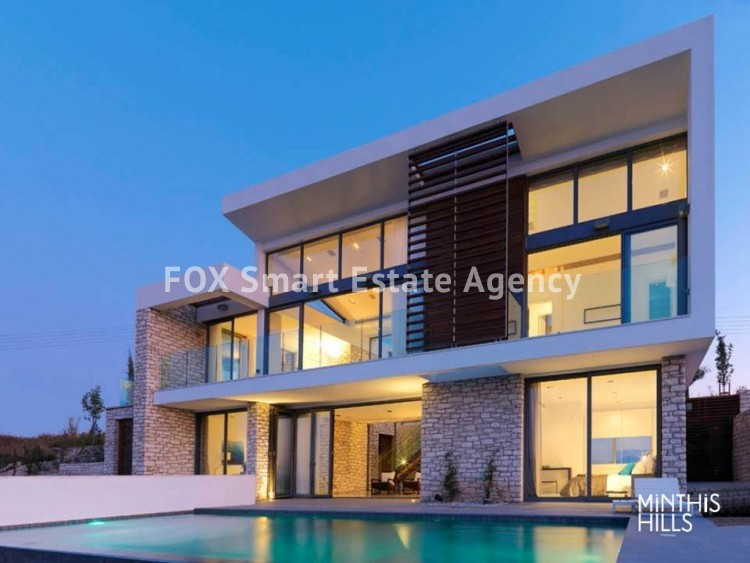 For Sale 3 Bedroom Detached House in Armou, Paphos 10