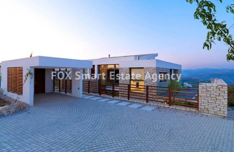 For Sale 3 Bedroom Detached House in Armou, Paphos 2