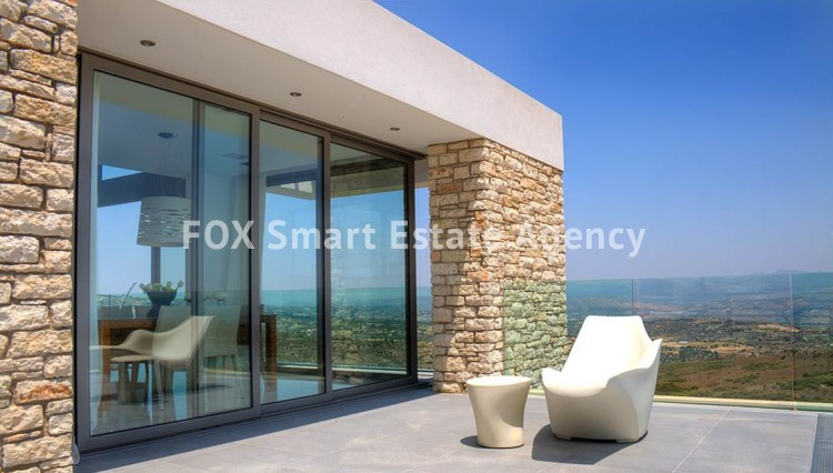 For Sale 3 Bedroom Detached House in Armou, Paphos 4