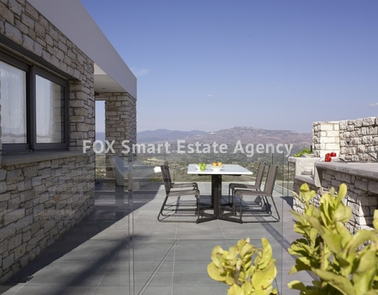 For Sale 3 Bedroom Detached House in Armou, Paphos 5