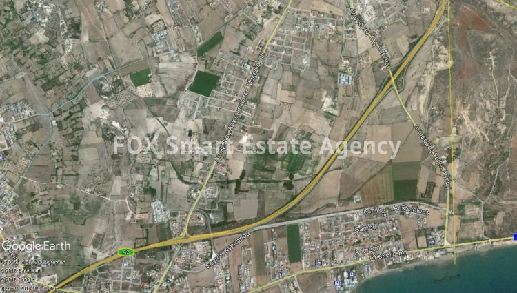 Commercial Land in Pyla, Larnaca