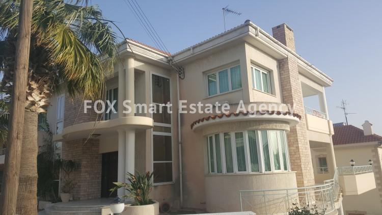 For Sale 5 Bedroom Detached House in Potamos germasogeias, Limassol