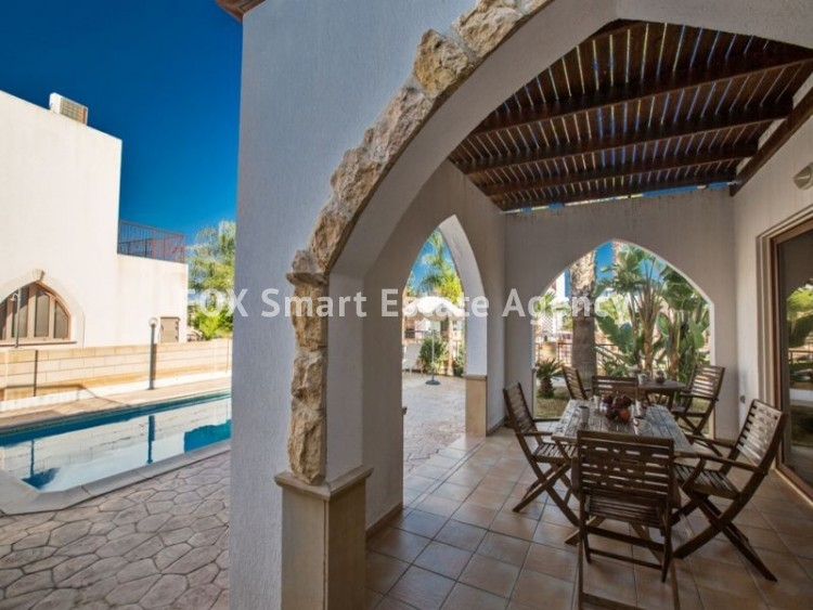Holiday Let 3 Bedroom Detached Villa with Private Pool in Pernera 12