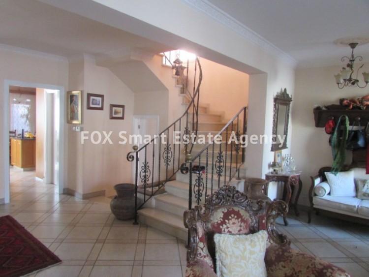 For Sale 4 Bedroom Detached House in Dasoupolis, Dasoupoli, Nicosia