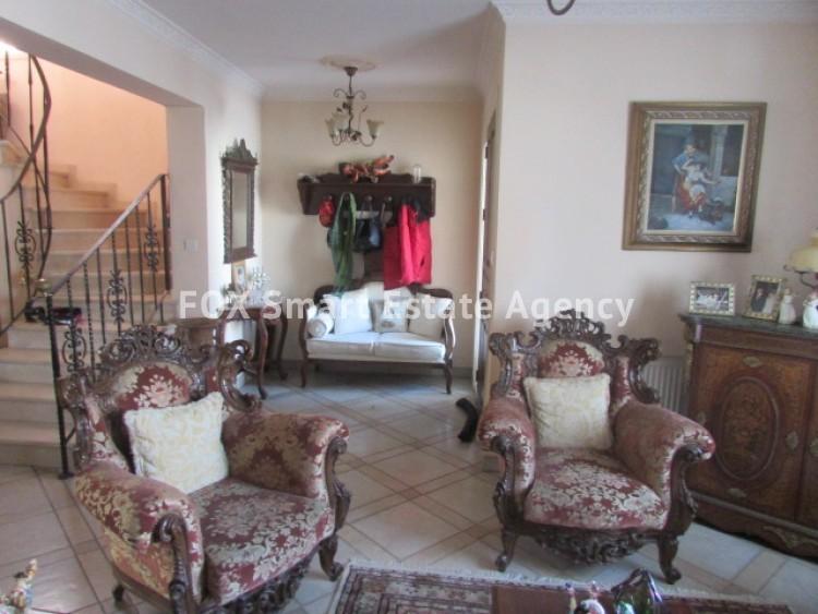 For Sale 4 Bedroom Detached House in Dasoupolis, Dasoupoli, Nicosia 4