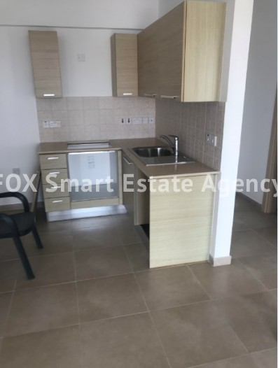 For Sale 1 Bedroom Top floor Apartment in Pafos, Paphos