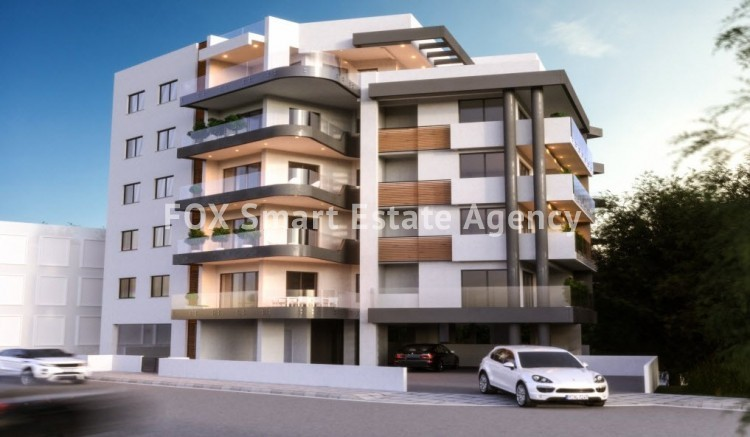 New Modern 3 Bedroom Apartment for sale in Acropolis area
