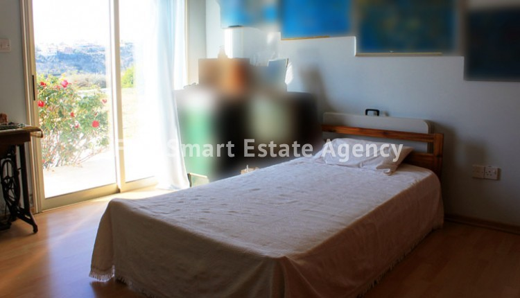 To Rent 4 Bedroom Detached House in Mesovounia, Germasogeia, Limassol 12