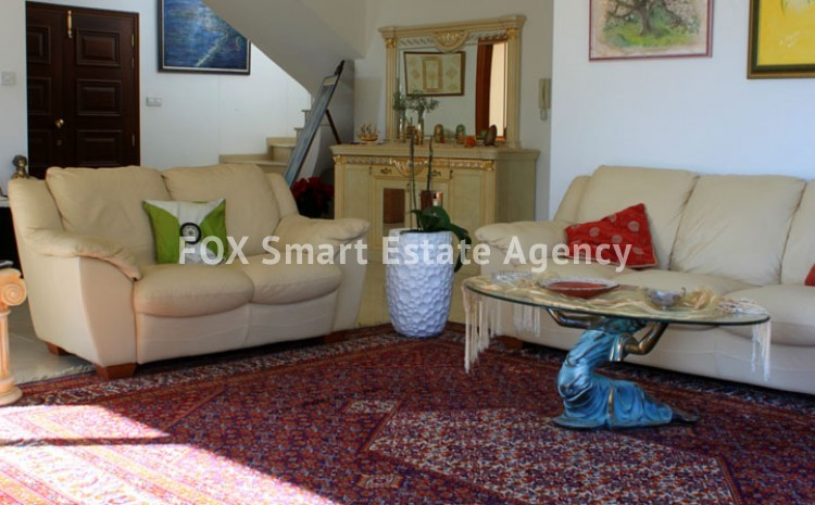 To Rent 4 Bedroom Detached House in Mesovounia, Germasogeia, Limassol 2
