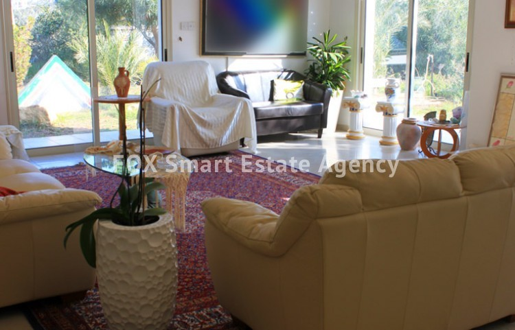 To Rent 4 Bedroom Detached House in Mesovounia, Germasogeia, Limassol 3