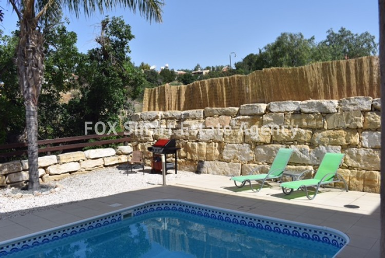 For Sale 3 Bedroom Detached House in Tala, Paphos 10