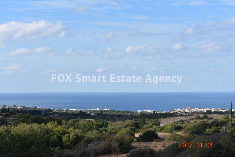 For Sale 3 Bedroom Detached House in Tala, Paphos 2