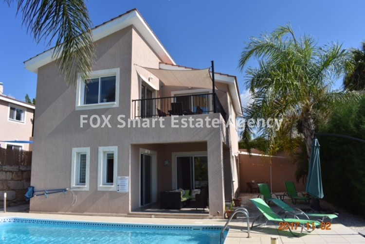 For Sale 3 Bedroom Detached House in Tala, Paphos 3