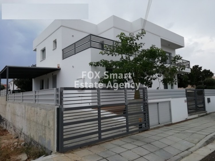 For Sale 5 Bedroom Detached House in Trachoni , Trachoni Lemesou, Limassol