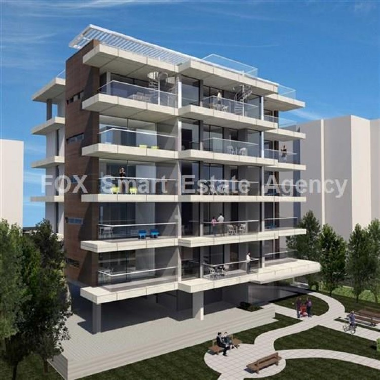 For Sale 3 Bedroom Apartment in Neapoli, Limassol 2