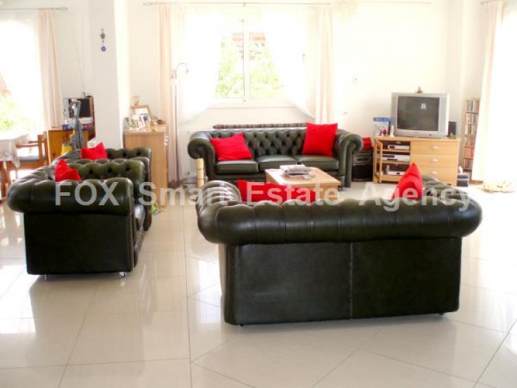 For Sale 4 Bedroom Detached House in Kokkinogremos, Famagusta 13