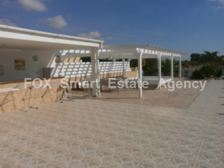 For Sale 5 Bedroom  House in Apostolos loukas, Aradippou, Larnaca 20