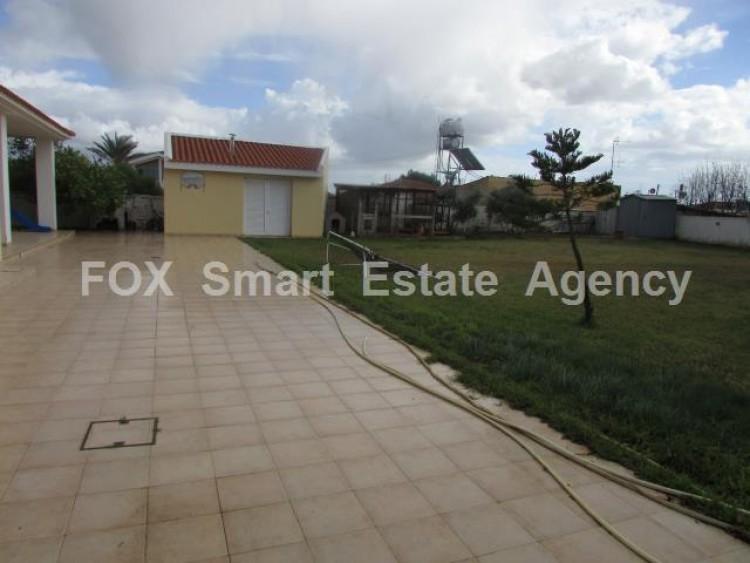 For Sale 4 Bedroom Detached House in Kokkinotrimithia, Nicosia 4