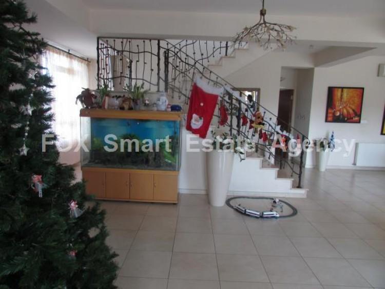 For Sale 4 Bedroom Detached House in Kokkinotrimithia, Nicosia 8