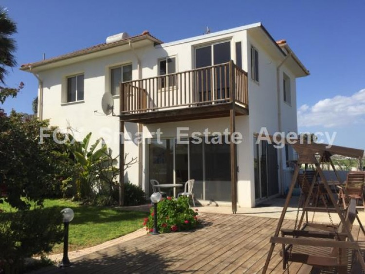 For Sale 3 Bedroom Detached House in Softades, Larnaca