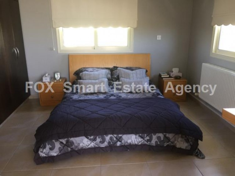For Sale 3 Bedroom Detached House in Softades, Larnaca 12