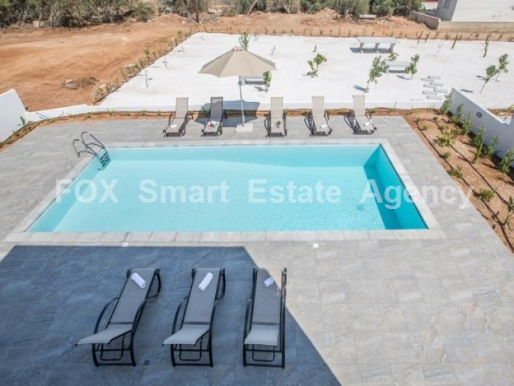 For Sale 5 Bedroom Detached House in Protaras, Famagusta 8