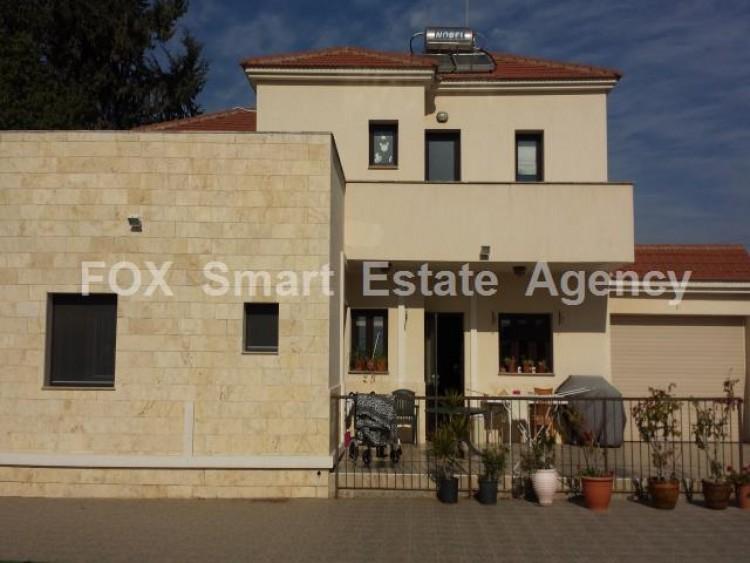 For Sale 4 Bedroom Detached House in Oroklini, Voroklini (oroklini), Larnaca 23