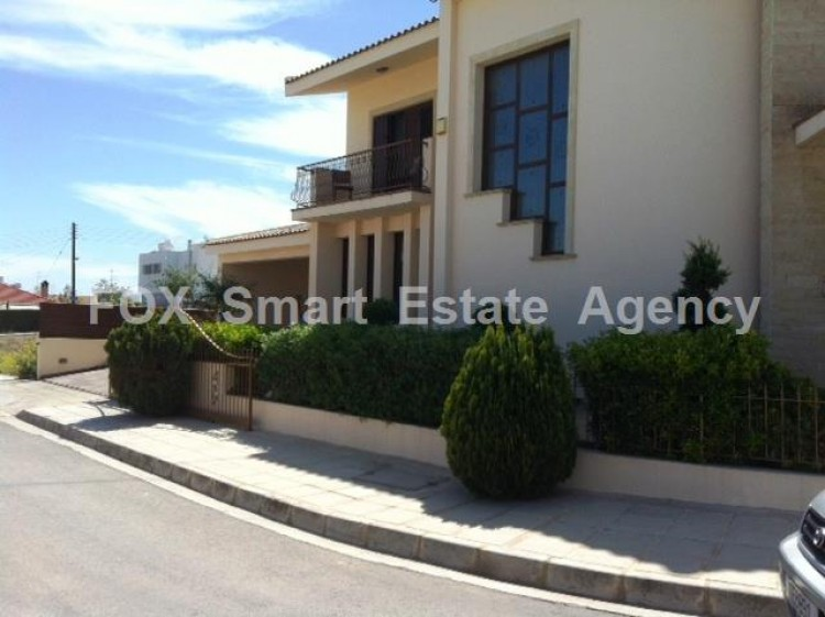 For Sale 4 Bedroom Detached House in Kallithea, Nicosia