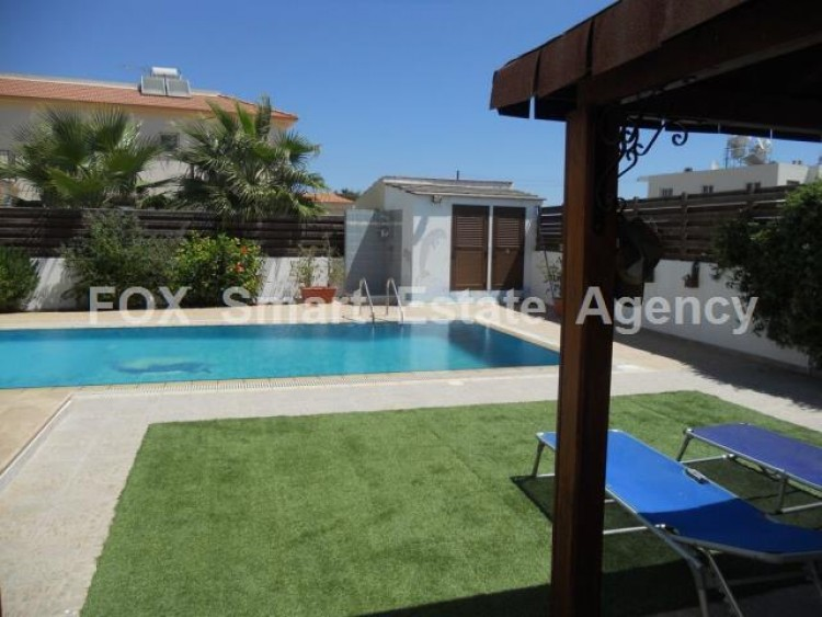 For Sale 4 Bedroom Detached House in Pervolia , Perivolia Larnakas, Larnaca