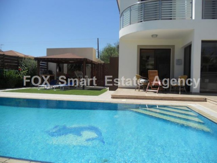 For Sale 4 Bedroom Detached House in Pervolia , Perivolia Larnakas, Larnaca 2