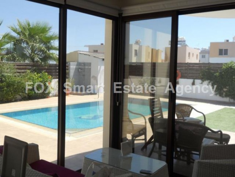 For Sale 4 Bedroom Detached House in Pervolia , Perivolia Larnakas, Larnaca 9