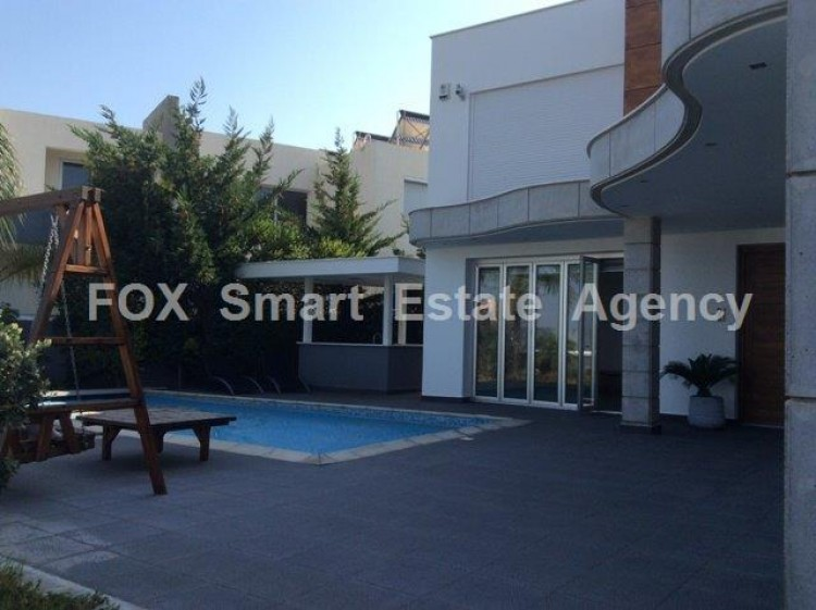 For Sale 4 Bedroom Detached House in Trachoni , Trachoni Lemesou, Limassol