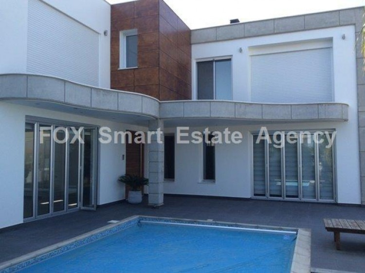 For Sale 4 Bedroom Detached House in Trachoni , Trachoni Lemesou, Limassol 2