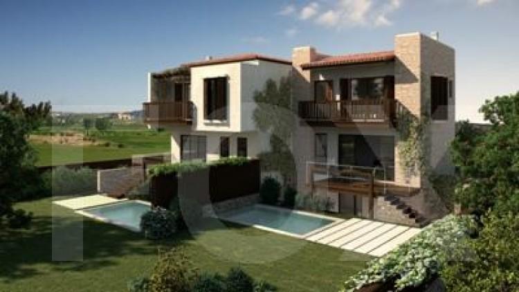 For Sale 2 Bedroom Semi-detached House in Elea, Geroskipou, Paphos