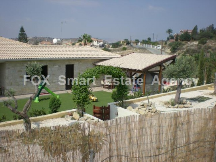 For Sale 5 Bedroom Detached House in Maroni, Larnaca 12