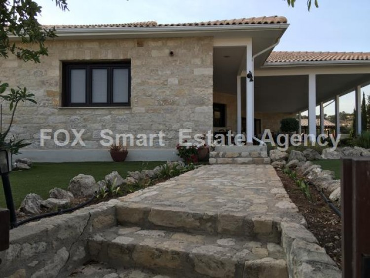 For Sale 5 Bedroom Detached House in Maroni, Larnaca 16