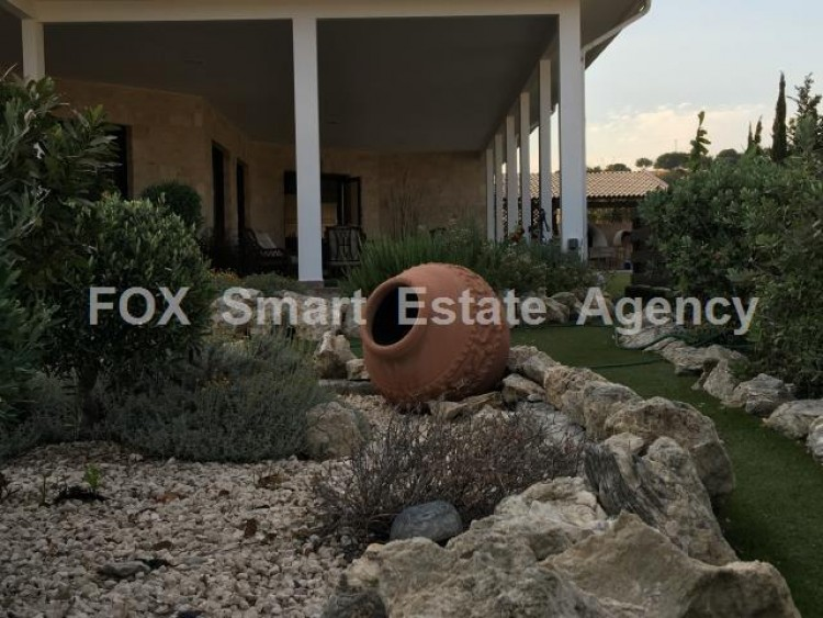 For Sale 5 Bedroom Detached House in Maroni, Larnaca 19