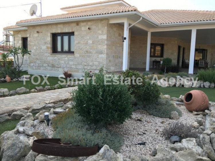 For Sale 5 Bedroom Detached House in Maroni, Larnaca 21