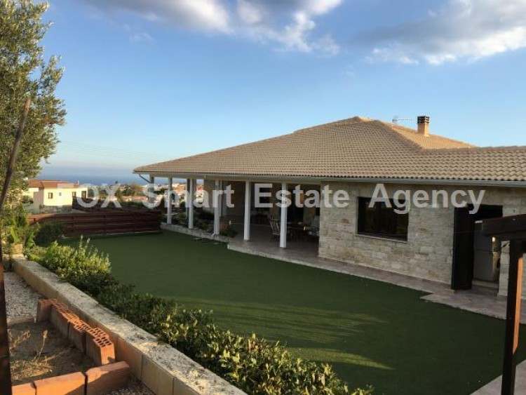 For Sale 5 Bedroom Detached House in Maroni, Larnaca 22