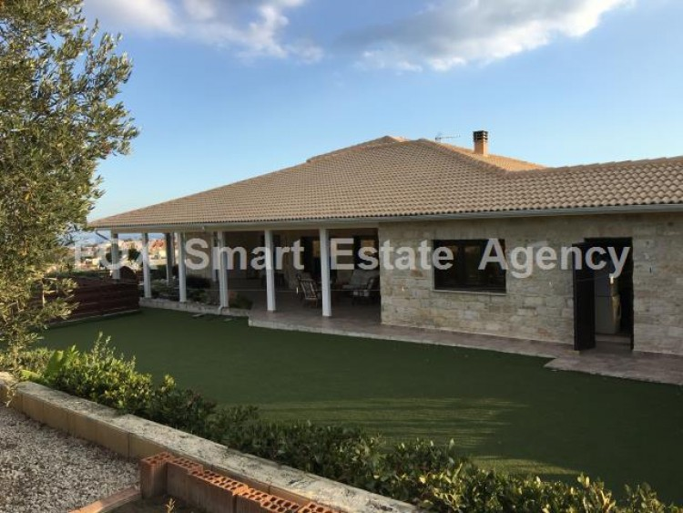 For Sale 5 Bedroom Detached House in Maroni, Larnaca 23