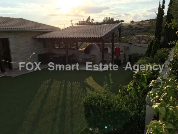 For Sale 5 Bedroom Detached House in Maroni, Larnaca 25