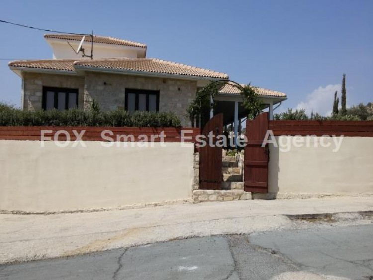 For Sale 5 Bedroom Detached House in Maroni, Larnaca 3