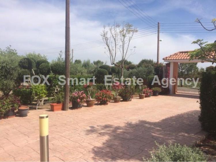 For Sale 5 Bedroom Detached House in Kiti, Larnaca 6