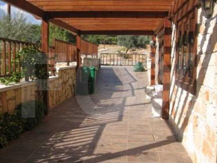 For Sale 4 Bedroom Detached House in Souni , Souni-zanakia, Limassol 13