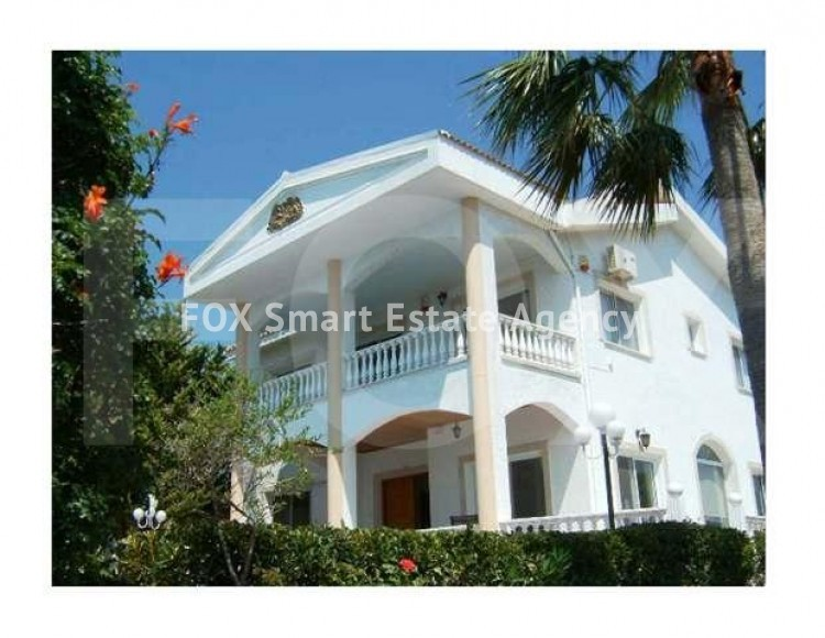 To Rent 4 Bedroom  House in Agios tychonas, Agios Tychon, Limassol 11
