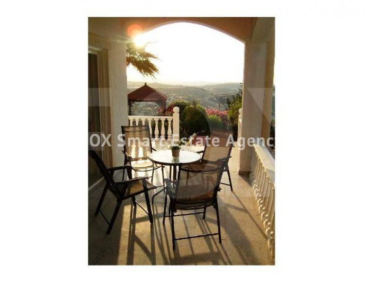 To Rent 4 Bedroom  House in Agios tychonas, Agios Tychon, Limassol 2
