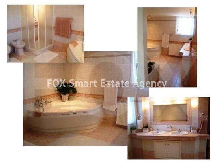 To Rent 4 Bedroom  House in Agios tychonas, Agios Tychon, Limassol 21