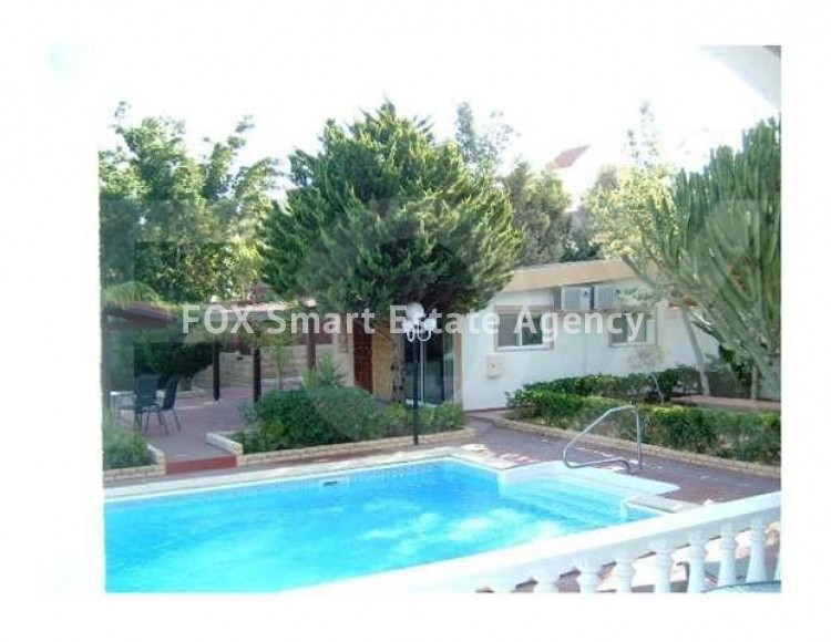 To Rent 4 Bedroom  House in Agios tychonas, Agios Tychon, Limassol 26