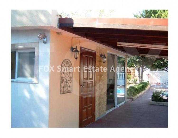 To Rent 4 Bedroom  House in Agios tychonas, Agios Tychon, Limassol 27