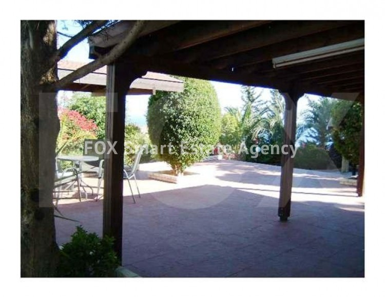 To Rent 4 Bedroom  House in Agios tychonas, Agios Tychon, Limassol 28